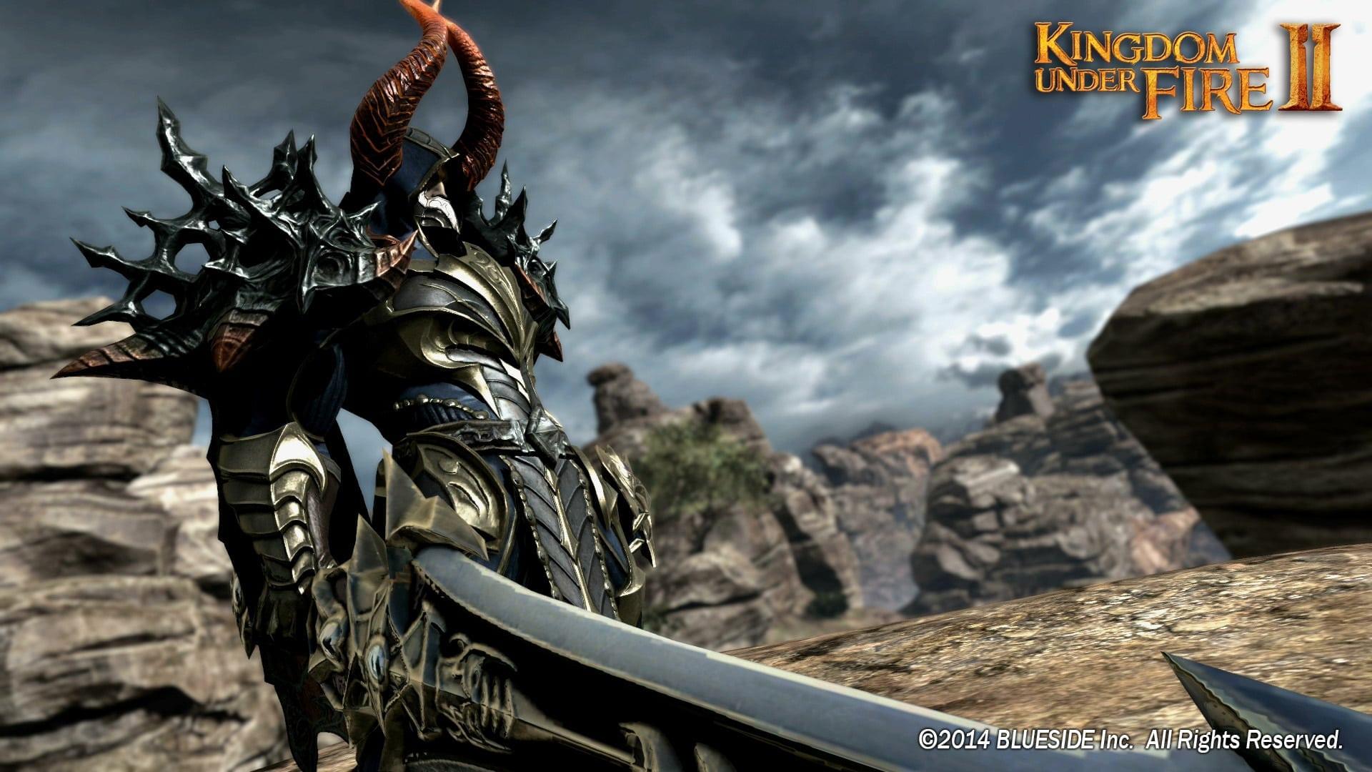 Kingdom Under Fire II - GDC 2014 screenshot 3