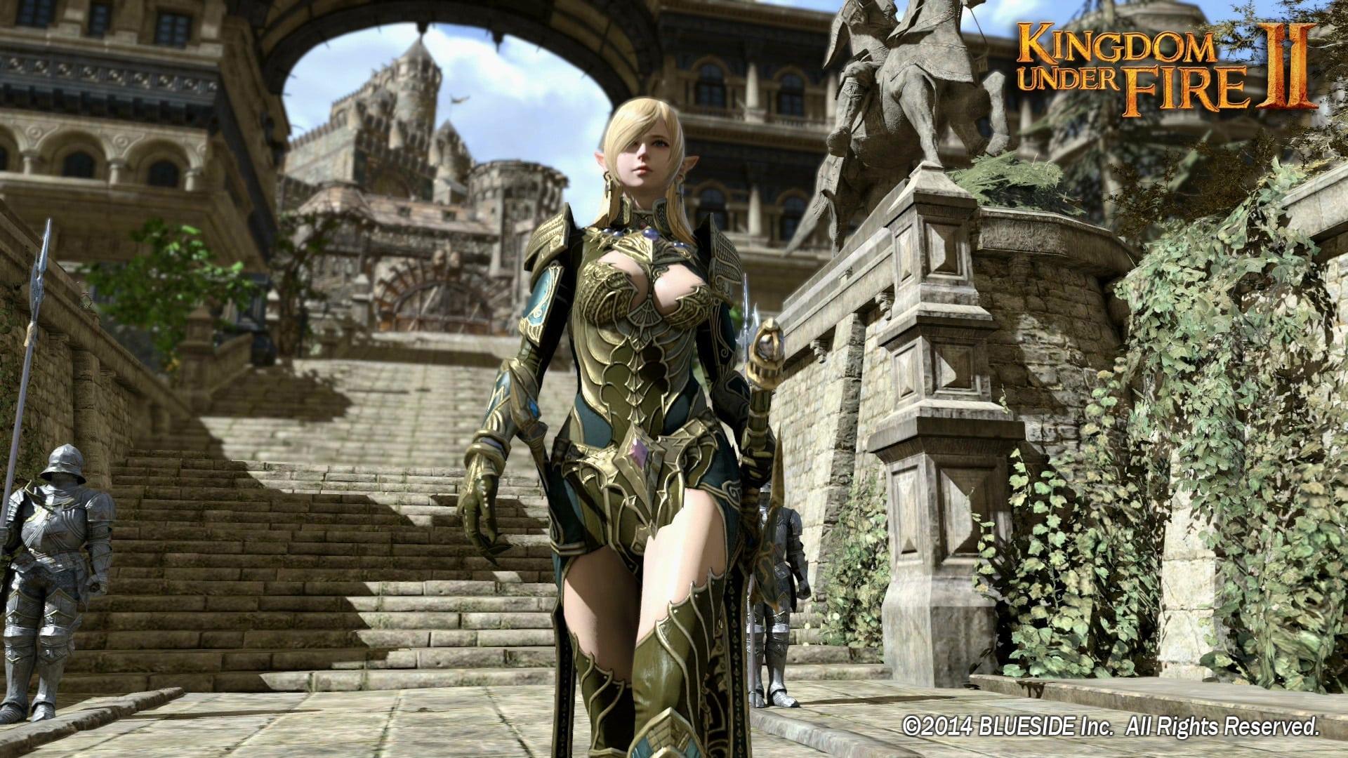 Kingdom Under Fire II - GDC 2014 screenshot 4