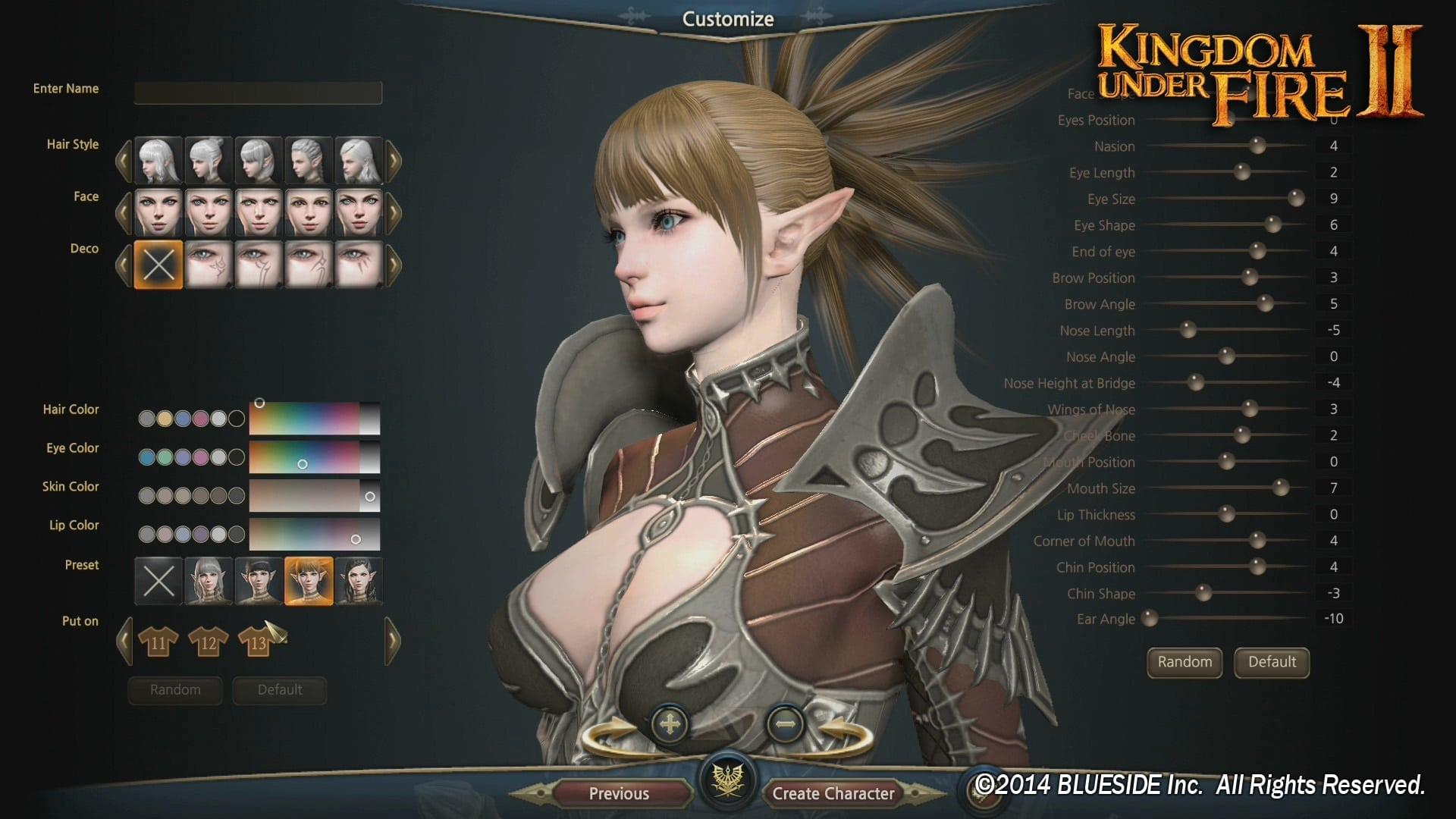 Kingdom Under Fire II - GDC 2014 screenshot 7