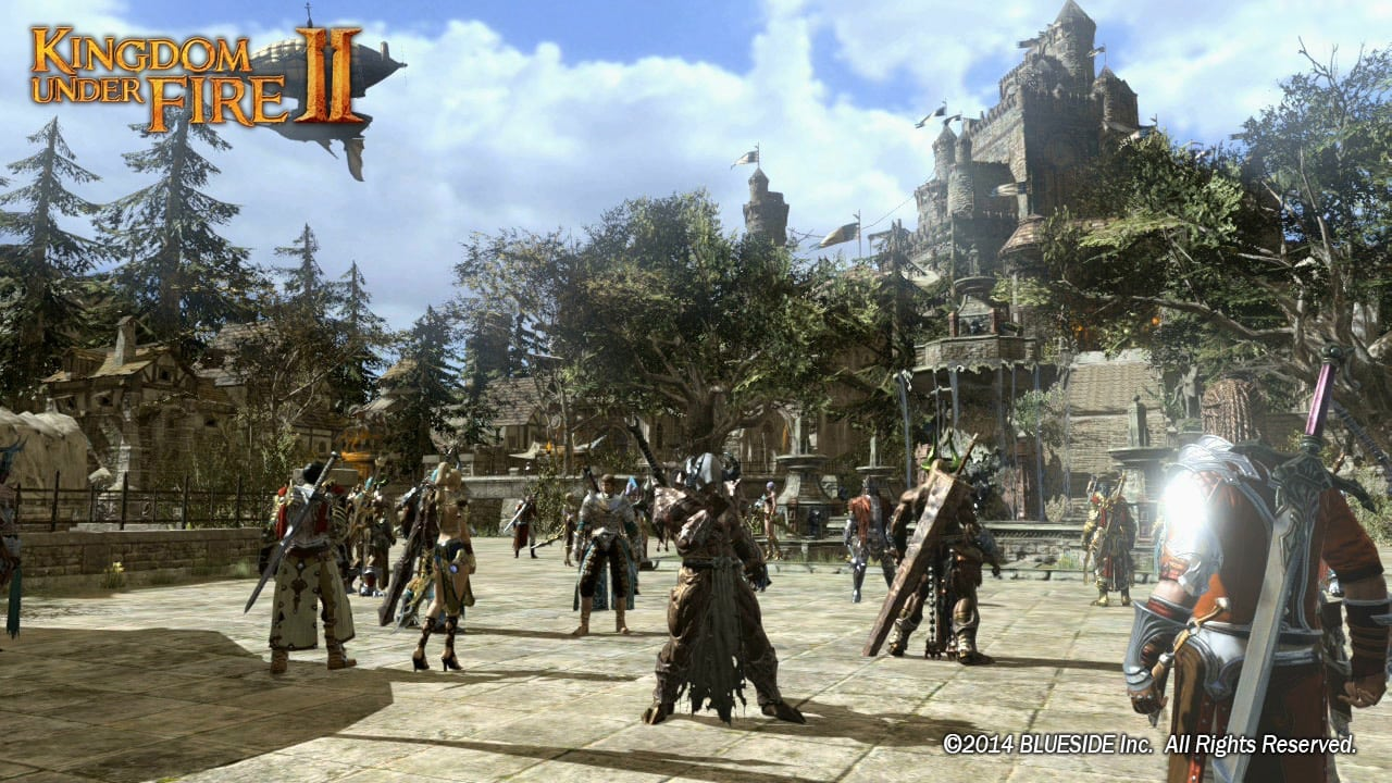 Kingdom Under Fire II screenshot 11