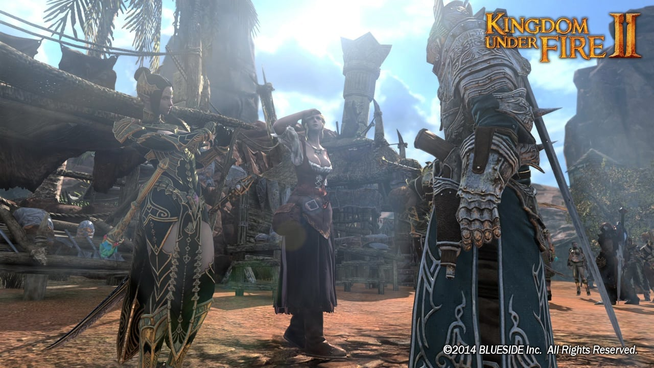 Kingdom Under Fire II screenshot 7