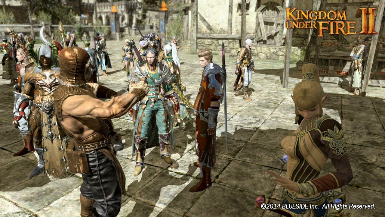 Kingdom Under Fire II screenshot 9