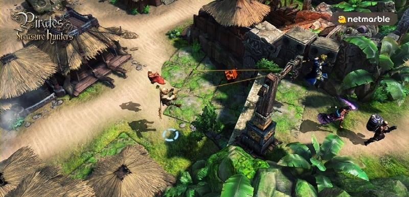 Pirates Treasure Hunters screenshot 1