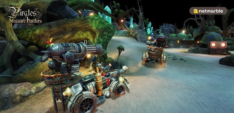 Pirates Treasure Hunters screenshot 2