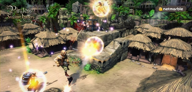 Pirates Treasure Hunters screenshot 3