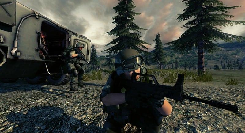 Project FF screenshot