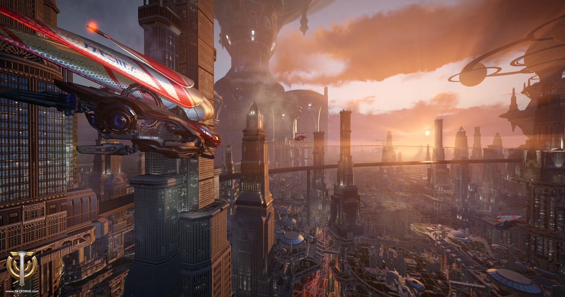 Skyforge screenshot 1