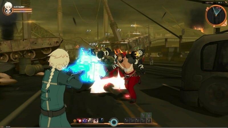 Soul Worker screenshot 3