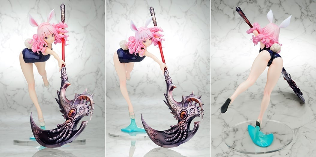 TERA - Elin swimsuit figurine 1