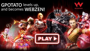 Webzen - gPotato