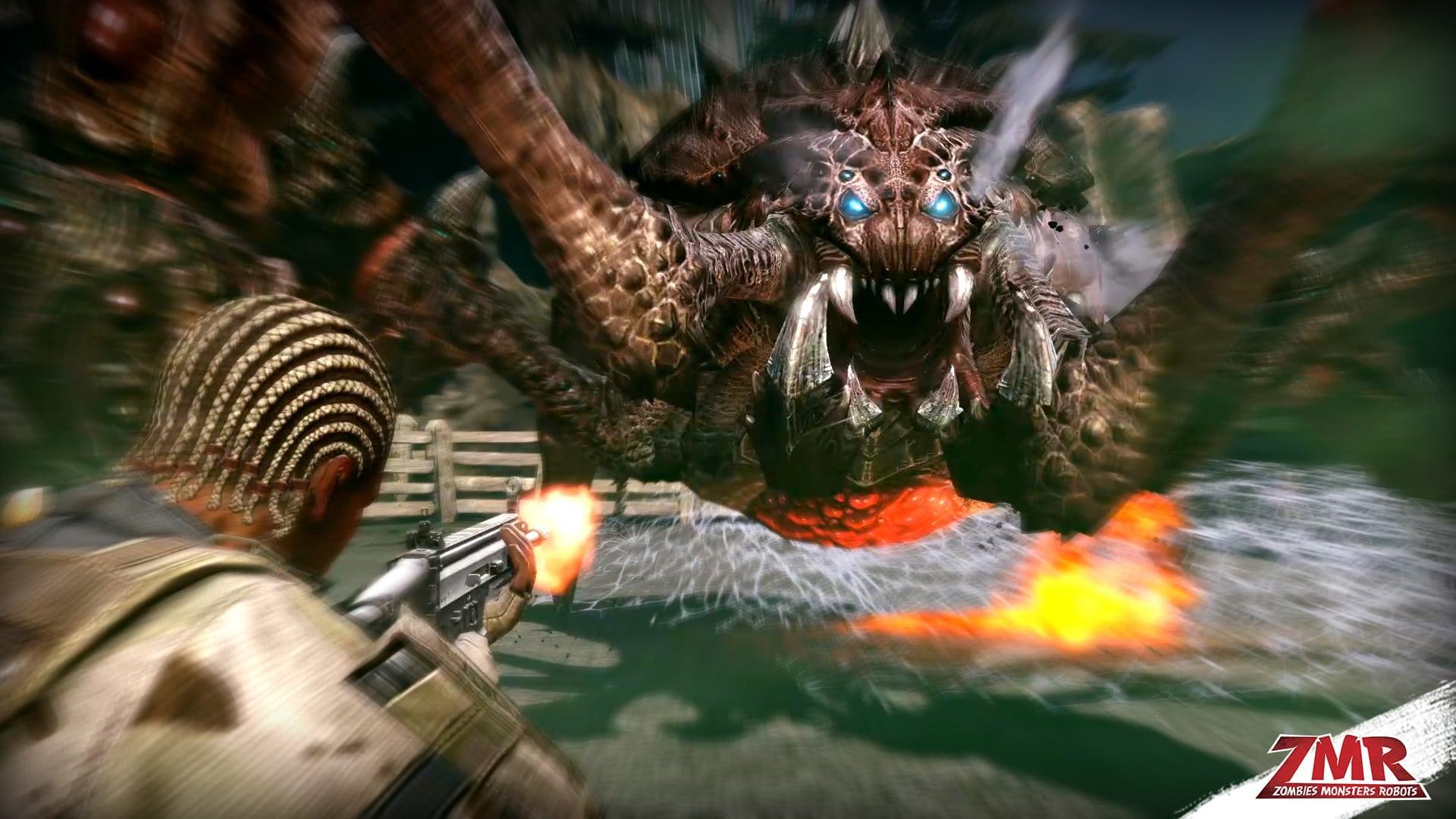 Zombbies Monsters Robots - Announcement screenshot 6