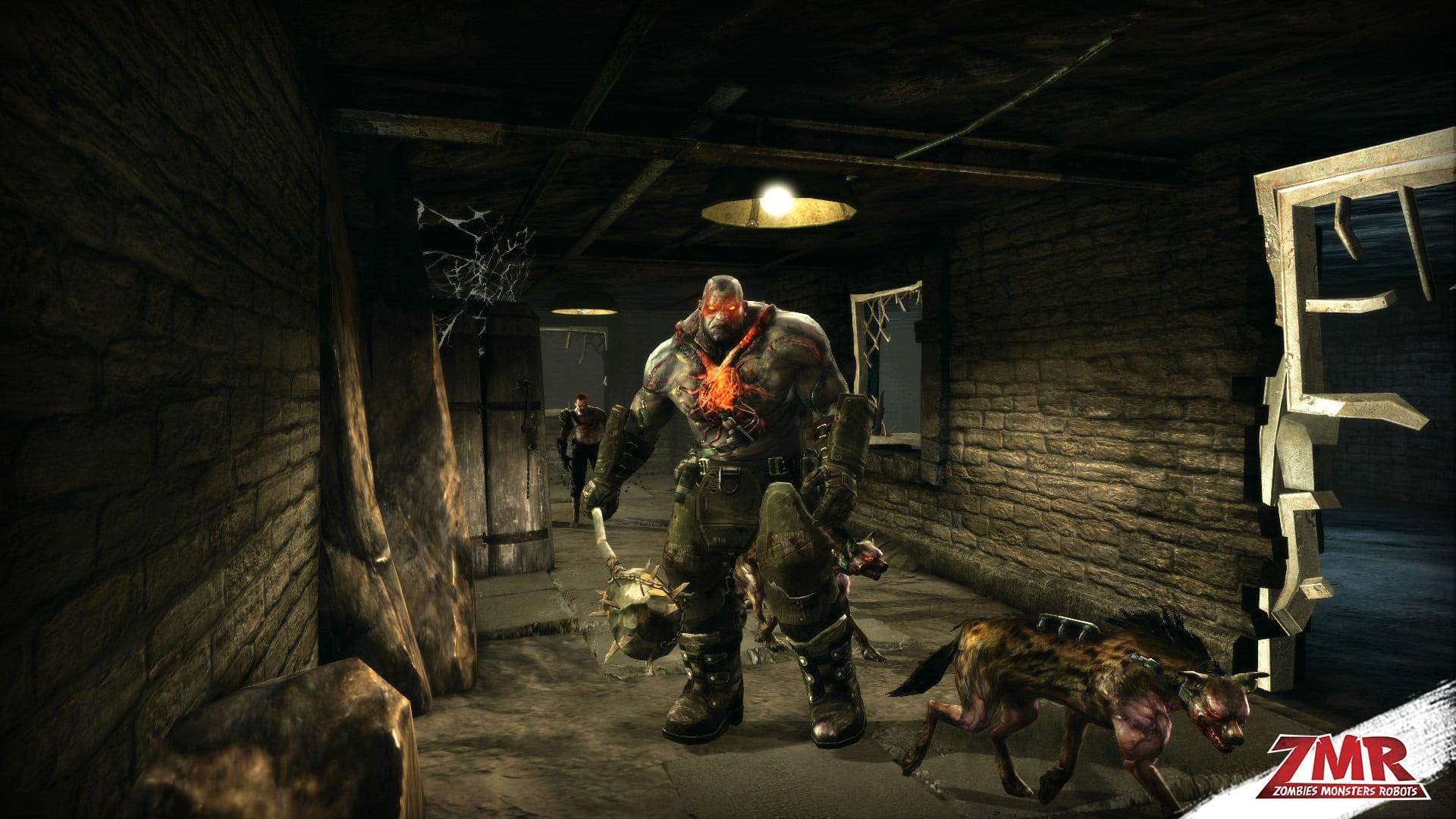 Zombies Monsters Robots - Announcement screenshot 2