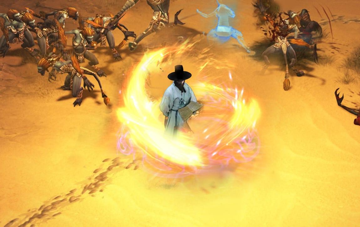 Diablo III - Scholar class screenshot 1