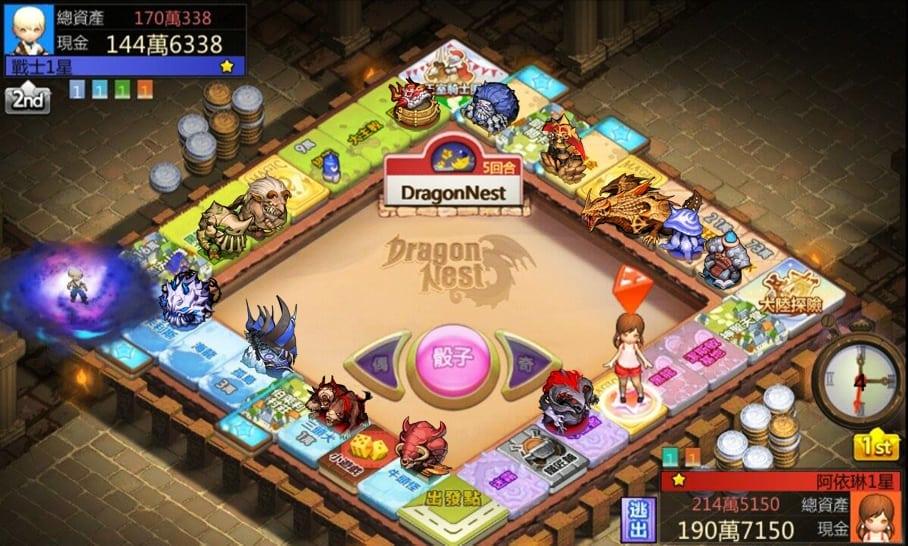 Dragon Nest Tycoon screenshot 3