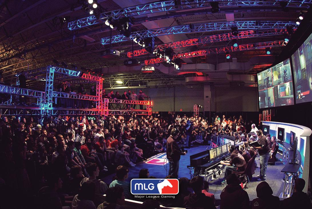 Major League Gaming event