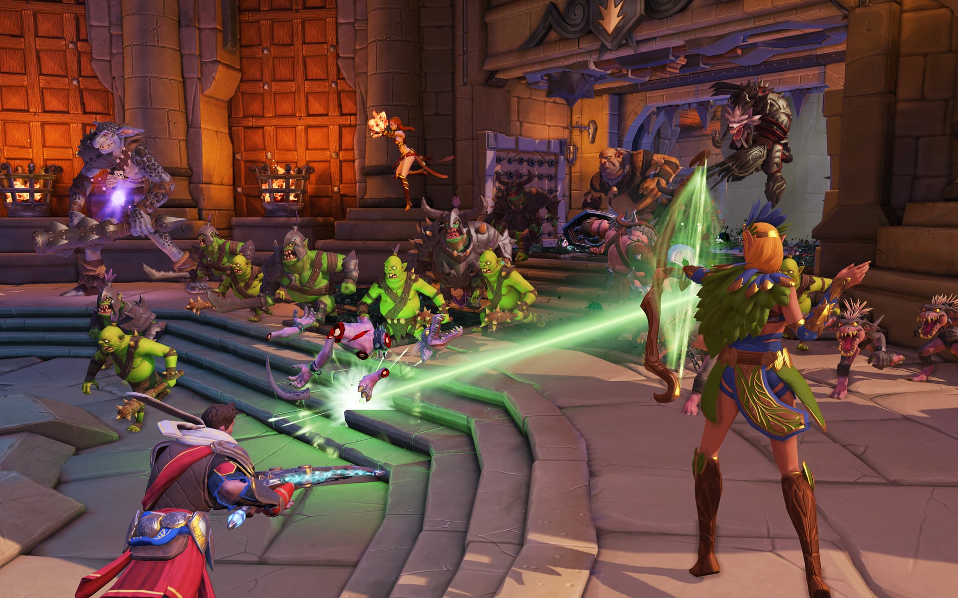 Orcs Must Die! Unchained - Screenshot 2
