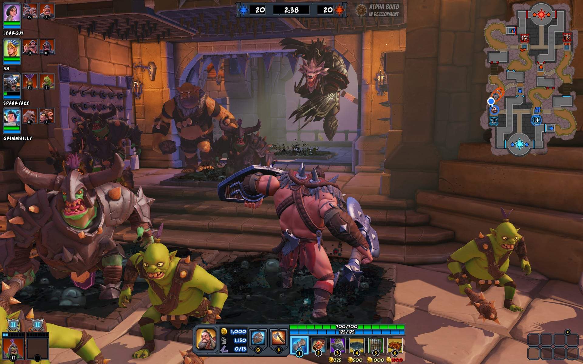 Orcs Must Die! Unchained - Screenshot 4