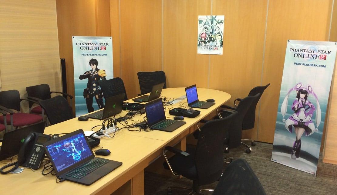 Phantasy Star Online 2 SEA - Media preview