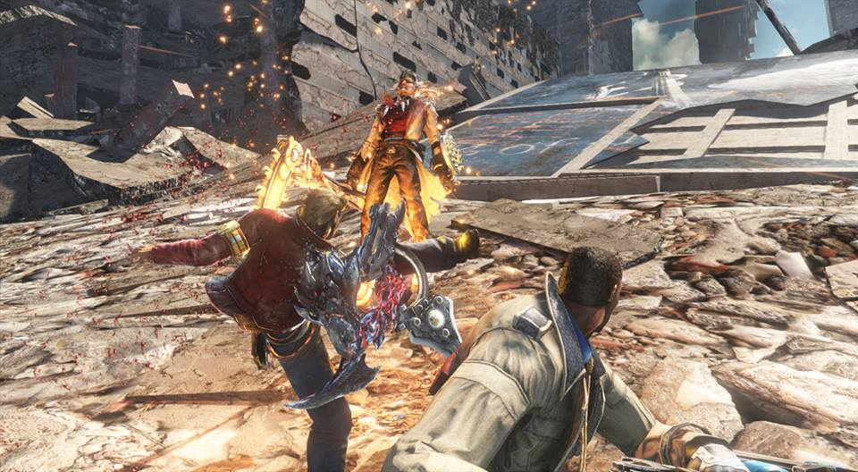 Rise of Incarnates screenshot