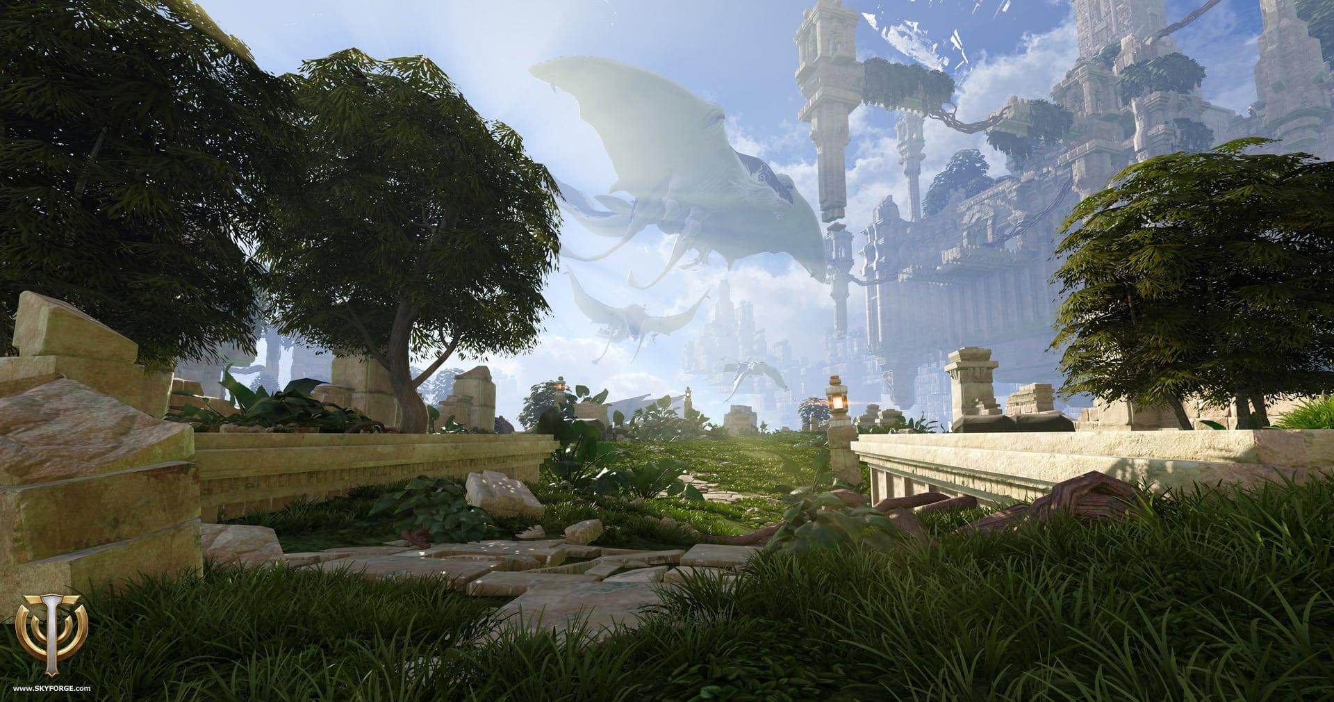 Skyforge screenshot 2