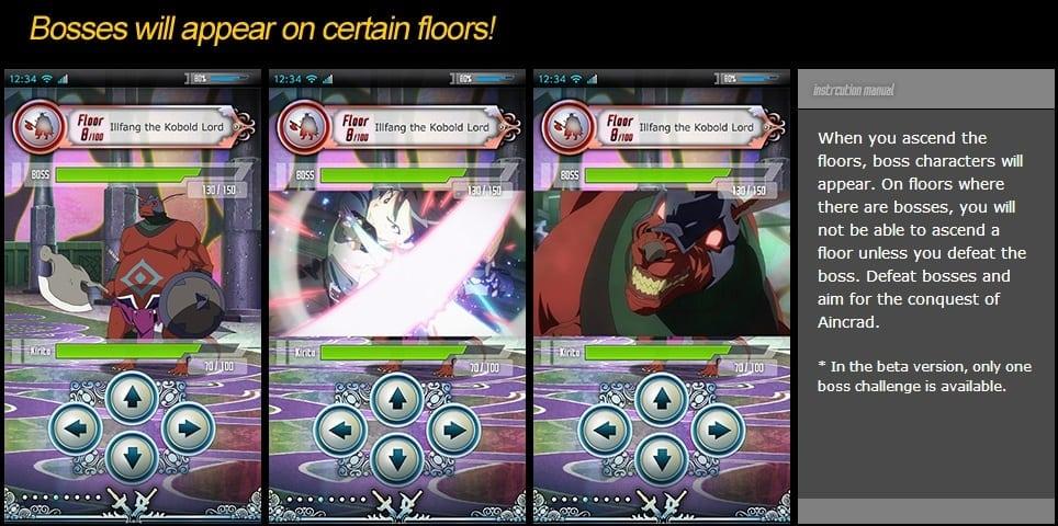 Sword Art Online Fone feature 3
