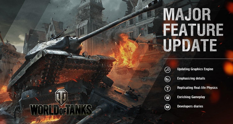 World of Tanks 2014 updates