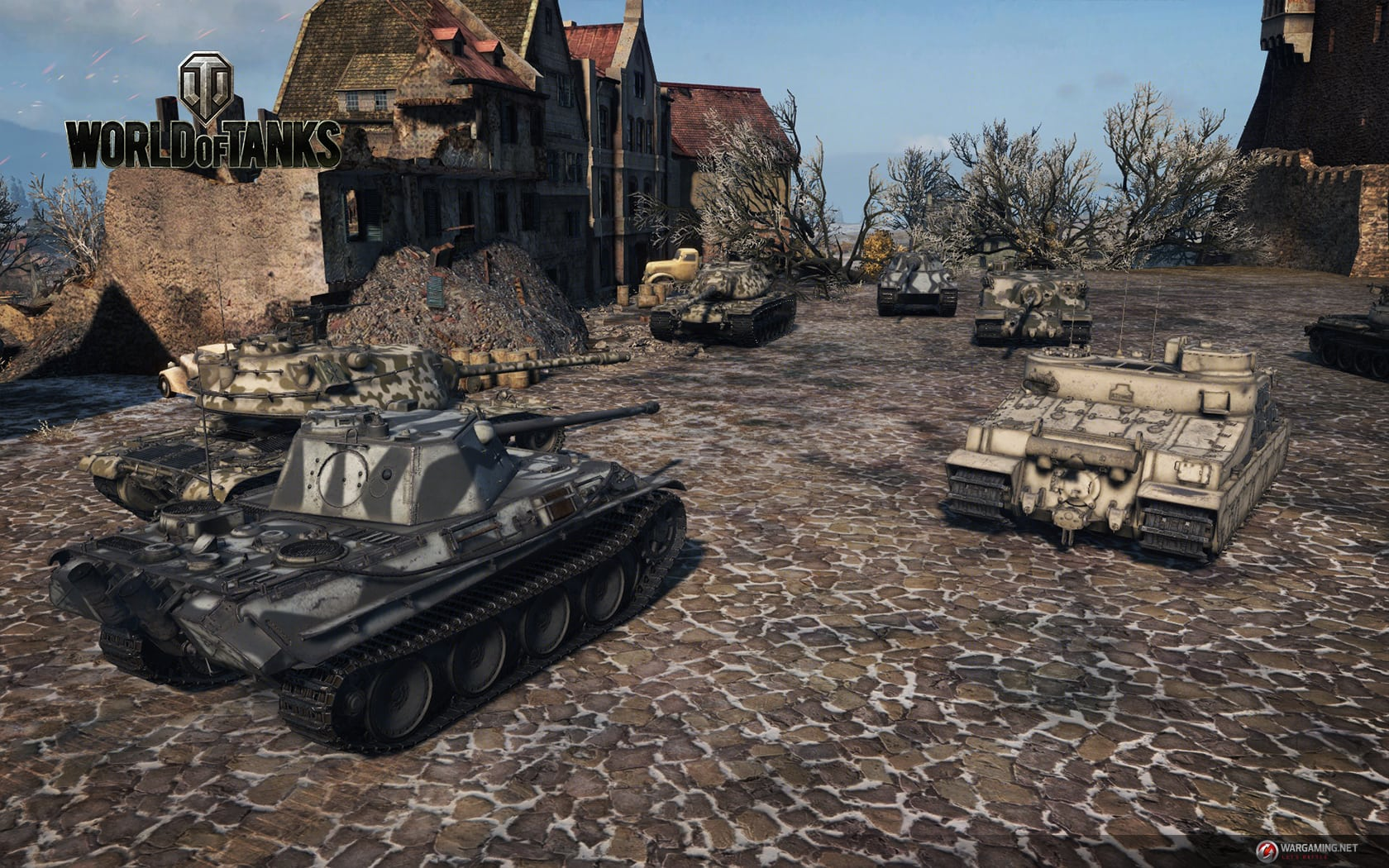 World of Tanks - Update 9.0 screenshot 1