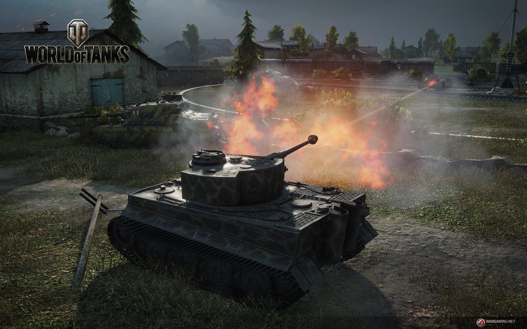 World of Tanks - Update 9.0 screenshot 2