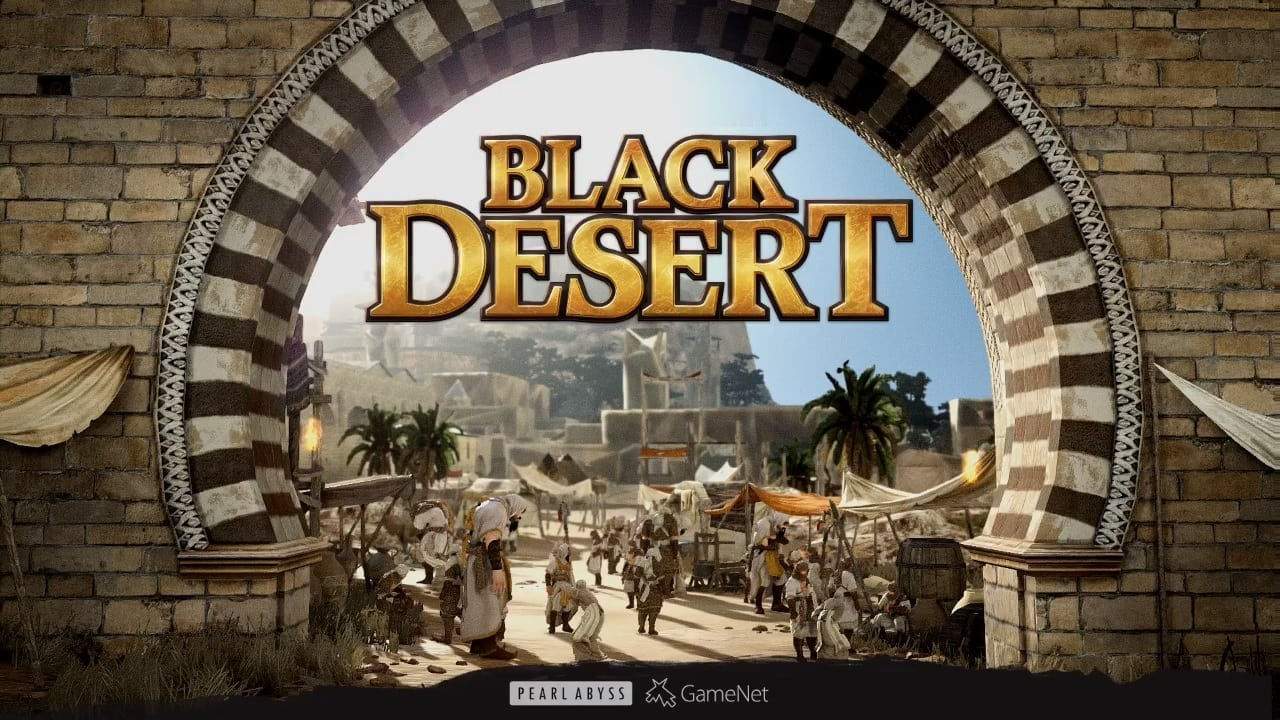 Black Desert Russia