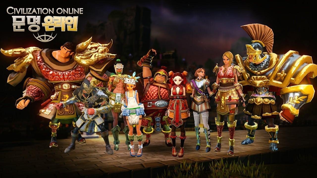 Civilization Online characters