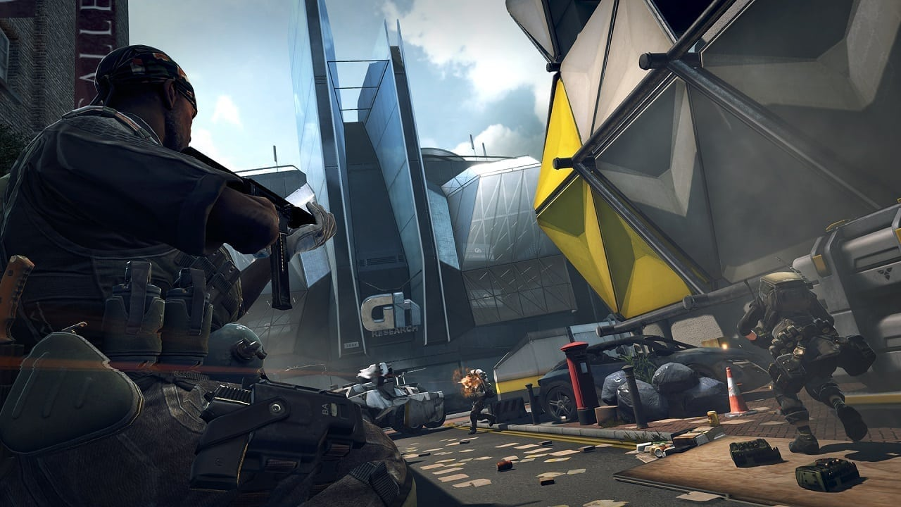Dirty Bomb screenshot 2
