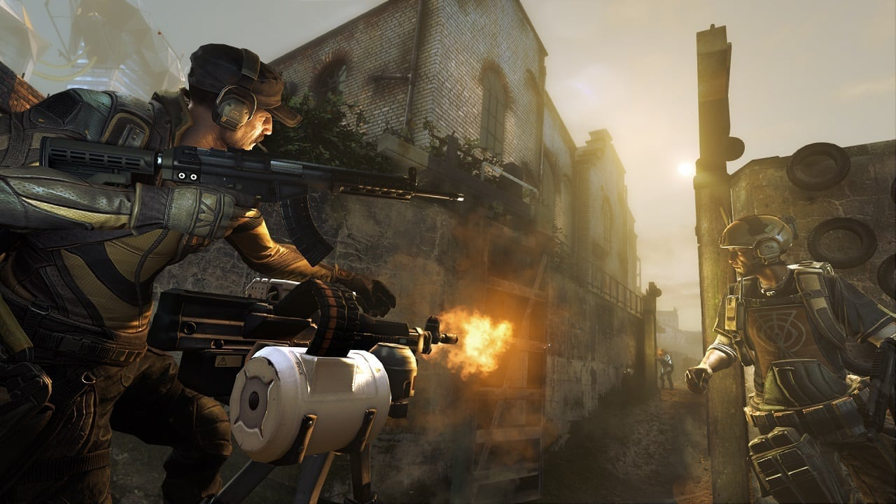 Dirty Bomb screenshot 3