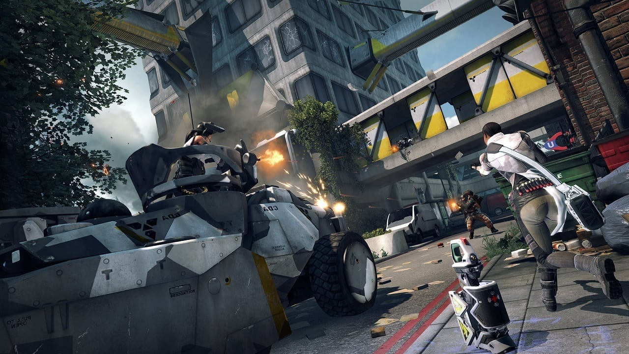 Dirty Bomb screenshot 4