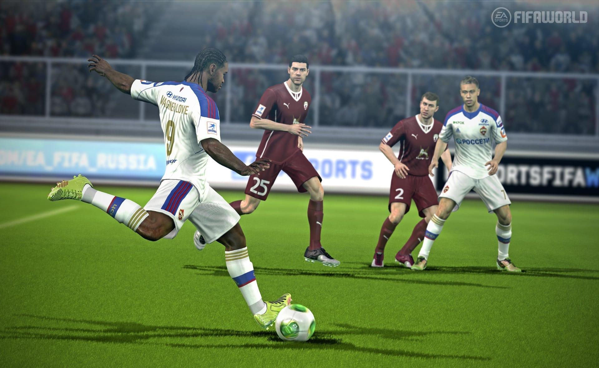 FIFA World screenshot 1