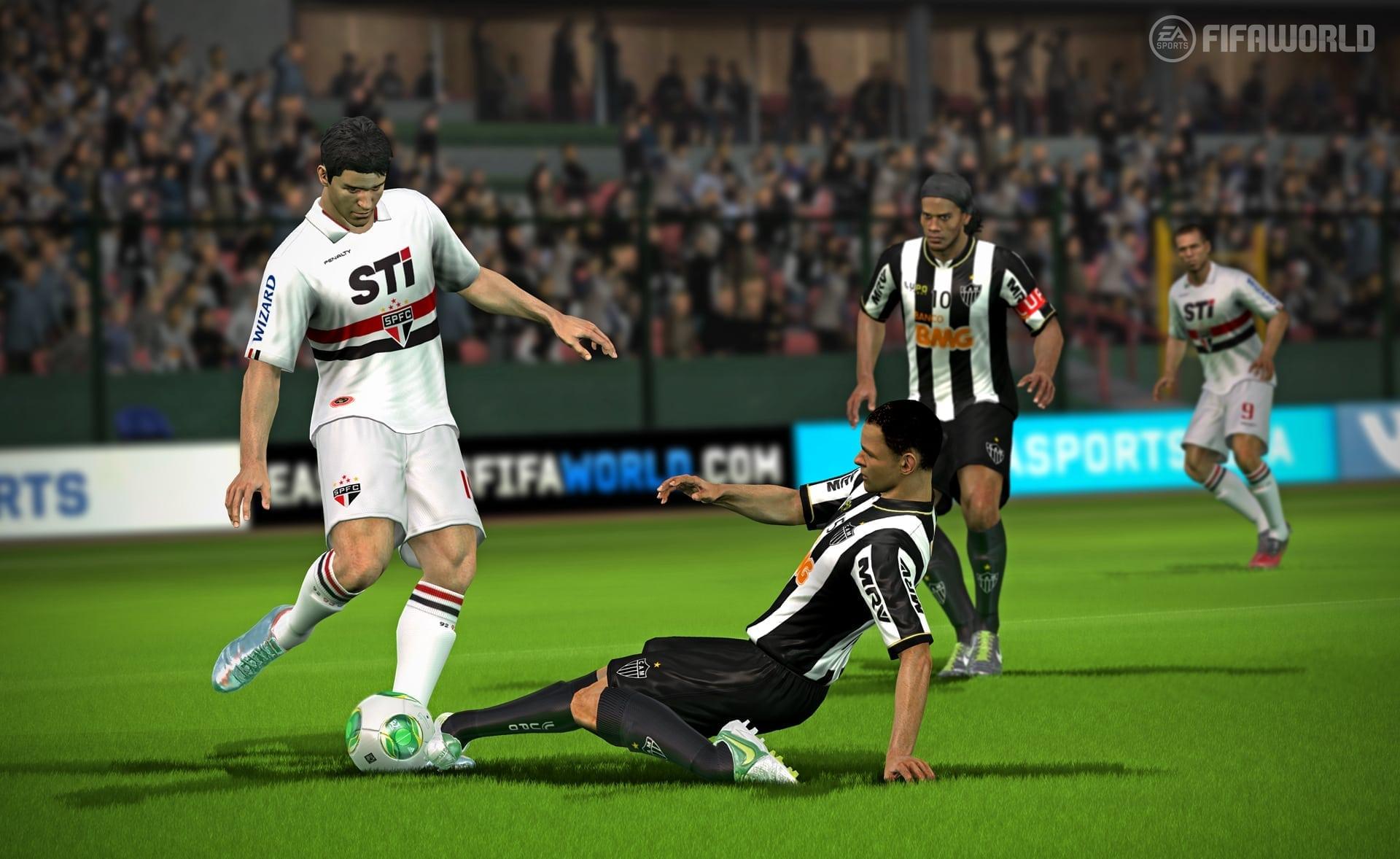 FIFA World screenshot 2