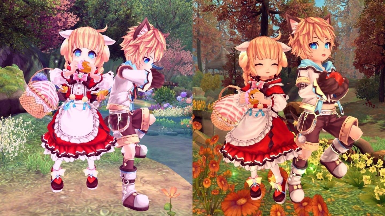 Fantasy Frontier - Hansel and Gretel