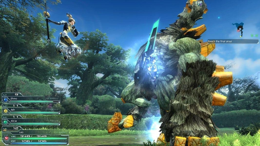Phantasy Star Online 2 screenshot 3