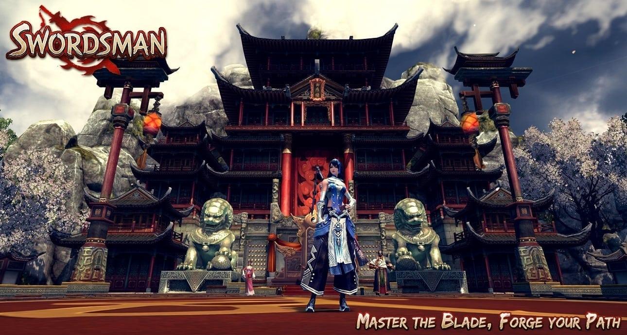 Swordman Online screenshot