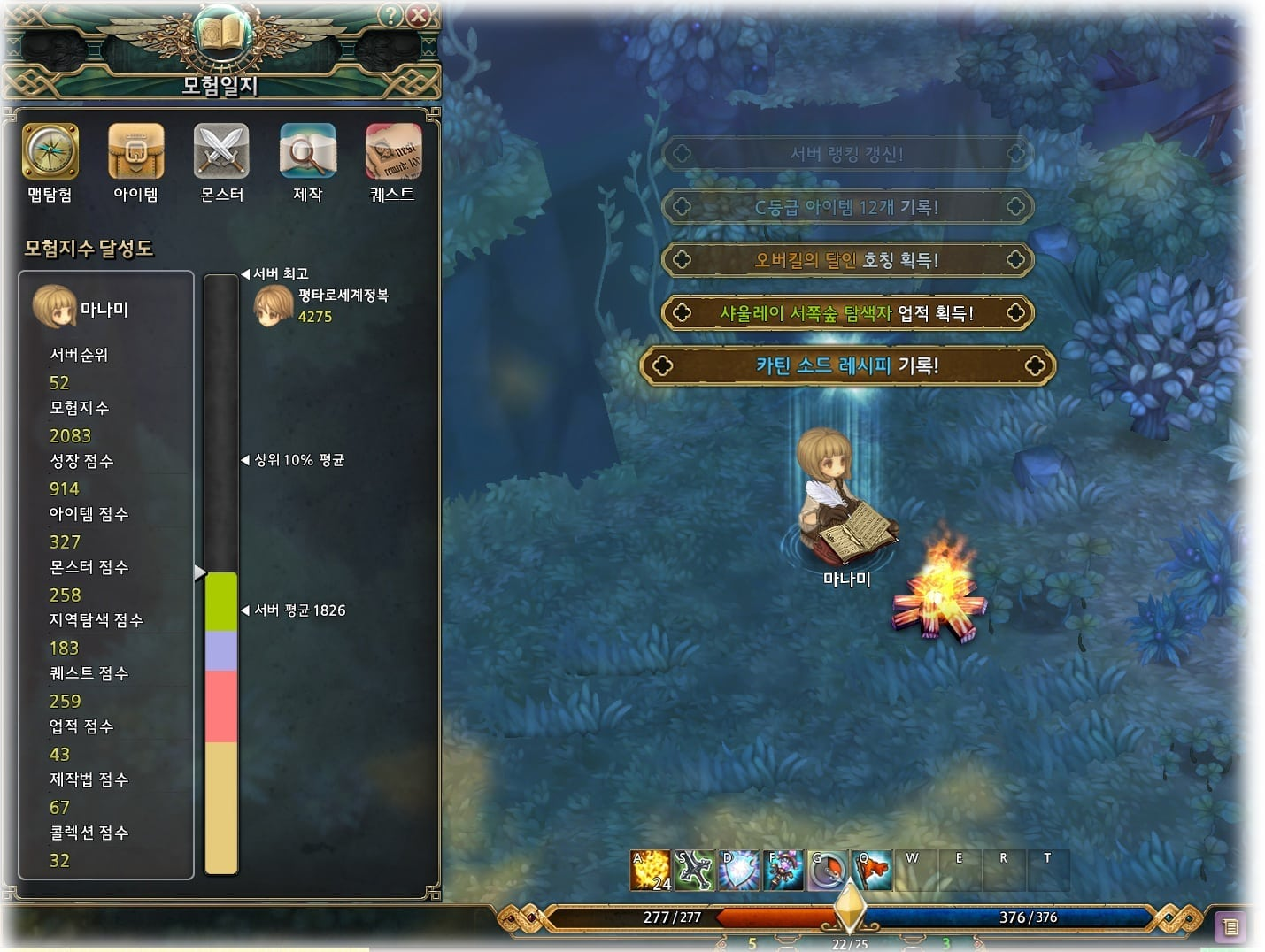 Tree of Savior - Adventure Journal