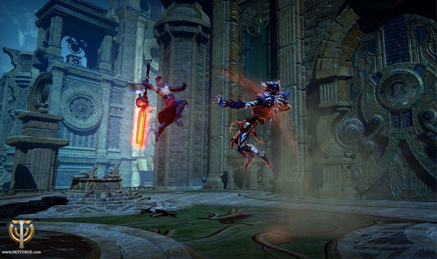 E3 2014 screenshot 1