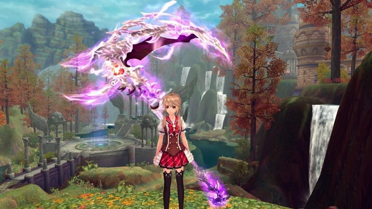 Fantasy Frontier - New level 70 scythe