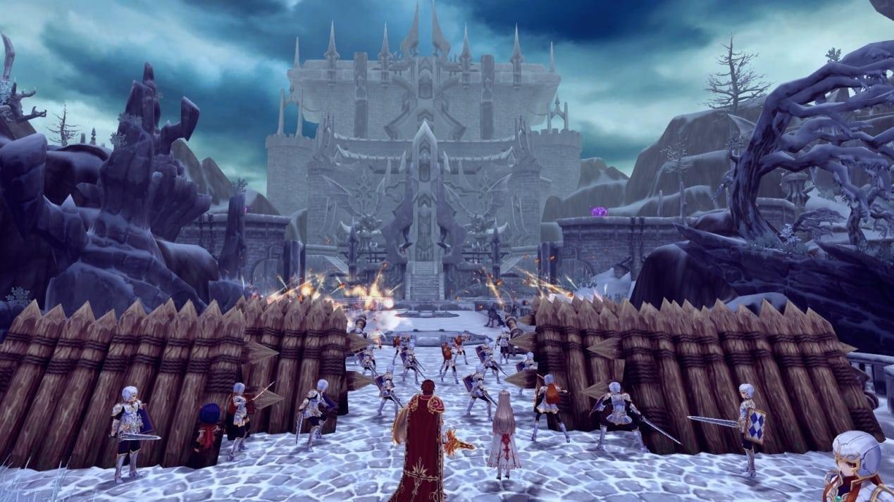 Fantasy Frontier - Silent Ice Field