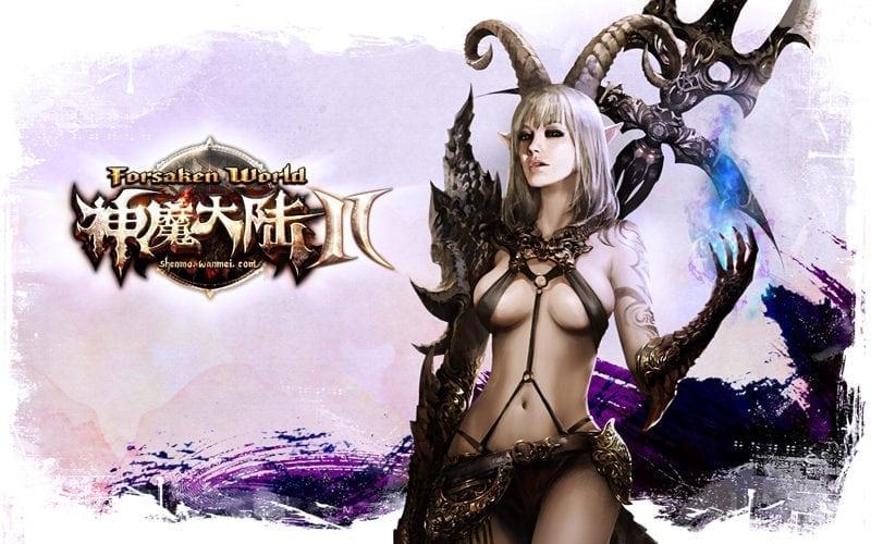 Forsaken World 2 China - Demon race image