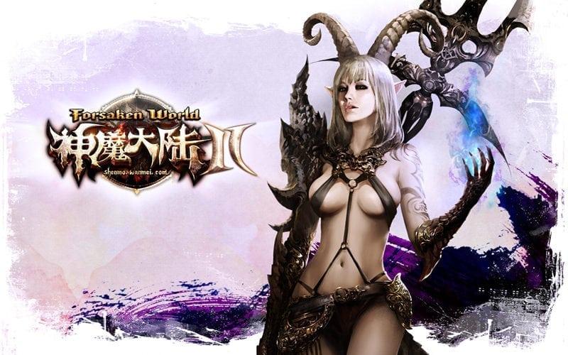 Forsaken World 2 China - Demon race image
