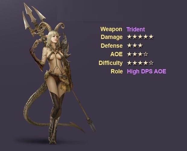 Forsaken World 2 - Demon Sin Breaker stats