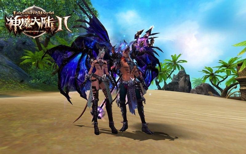 Forsaken World 2 - Demon screenshot 1