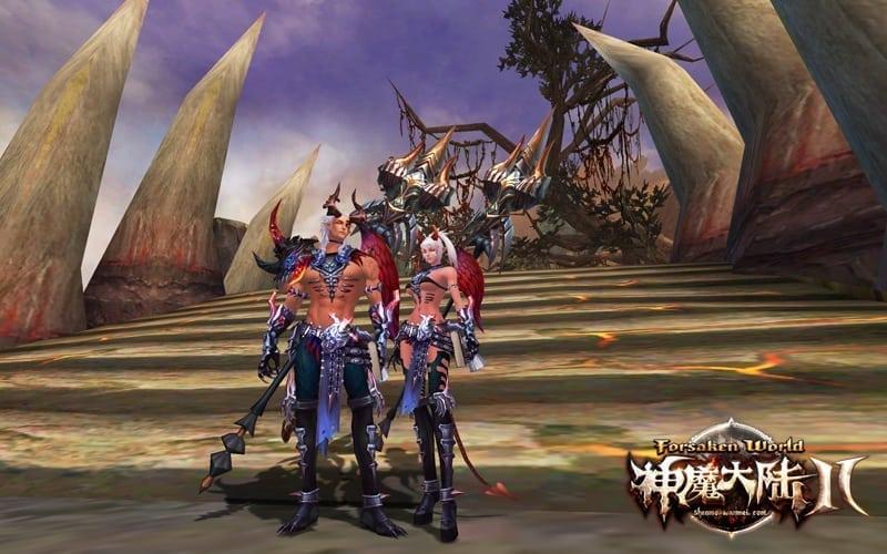 Forsaken World 2 - Demon screenshot 2