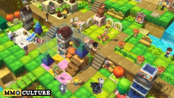 Maplestory 2 Nexon Confirms User Generated Content For