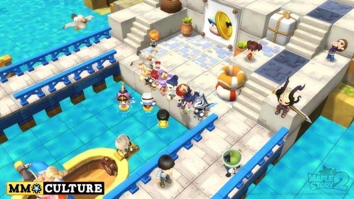 MapleStory 2 screenshot 3