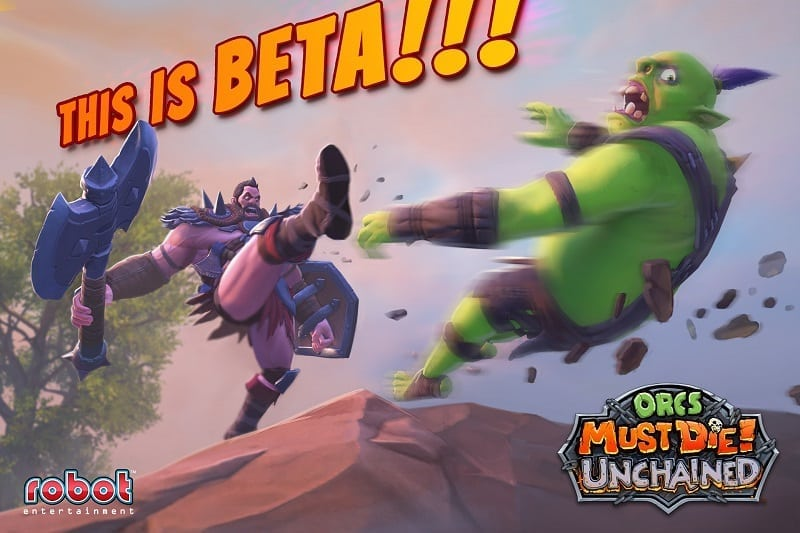 Orcs Must Die Unchained - Closed Beta image